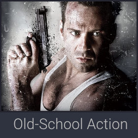 Old-School Action Movies