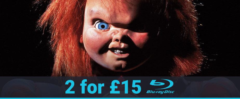 Blu-Ray 2 for £15