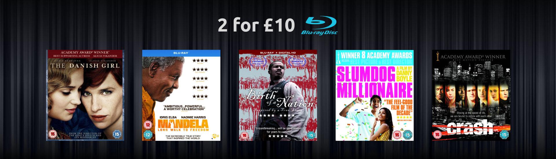 2 for £10 Drama