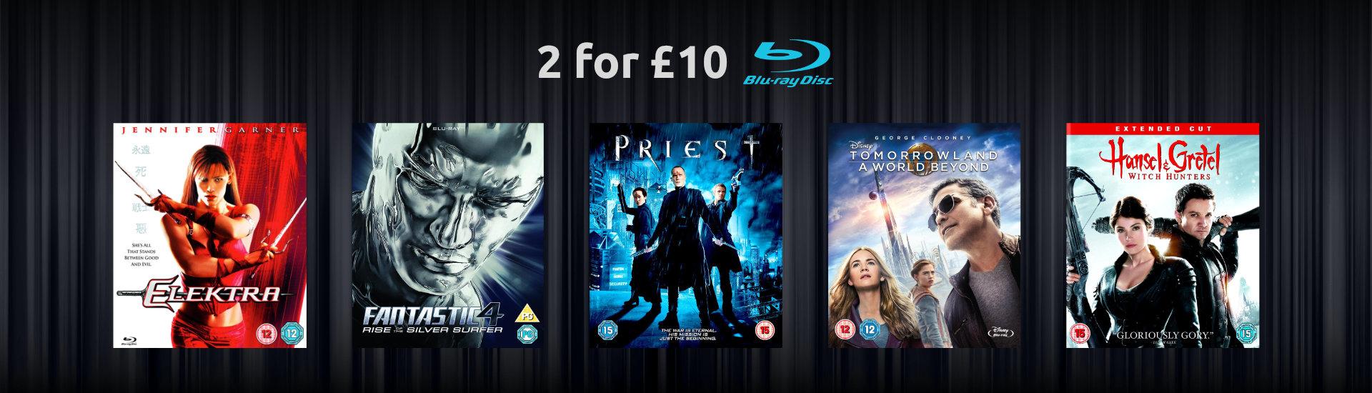 2 for £10 Fantasy