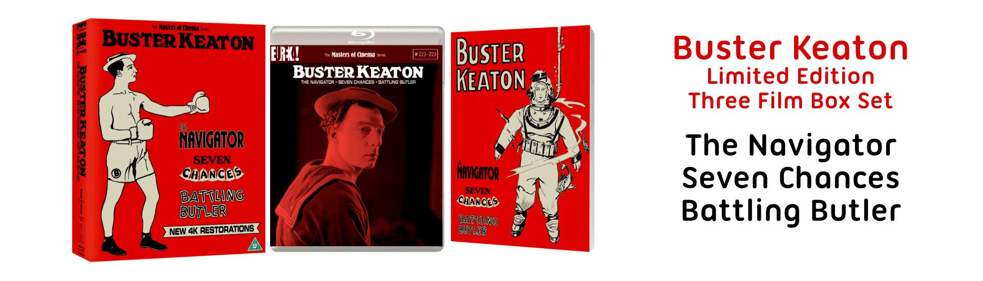 SLIDE - Buster Keaton