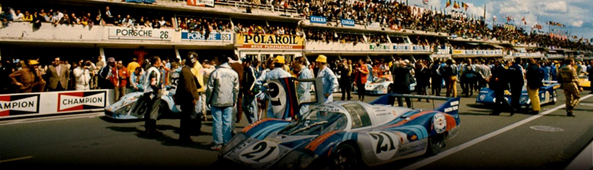 SLIDE - Le Mans