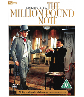 The Million Pound Note DVD