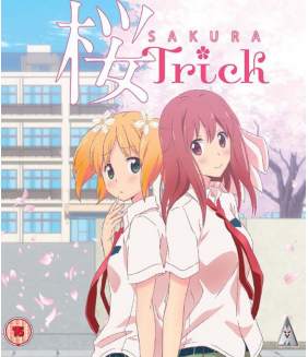 Sakura Trick Collection Blu-Ray
