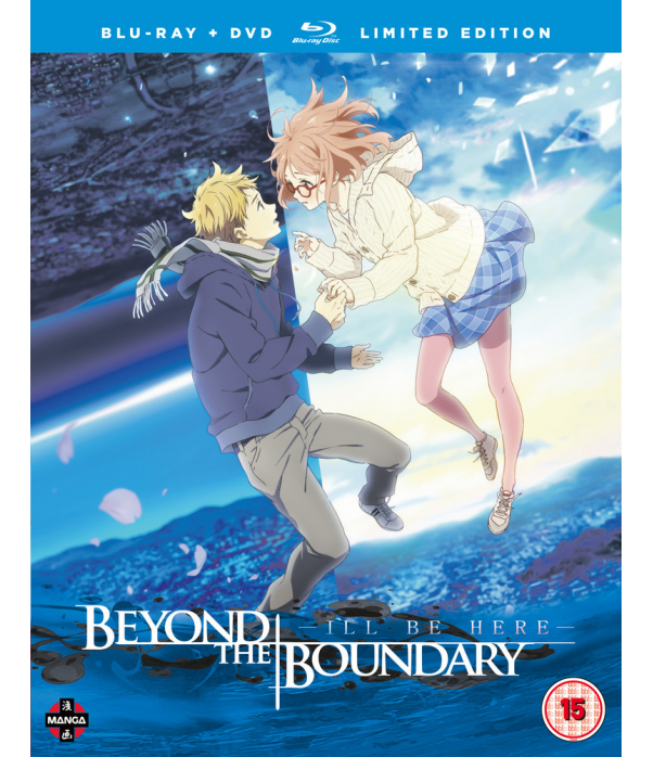 Beyond The Boundary - The Movie - I'll Be Here - Past Chapter / Future Arc Blu-Ray