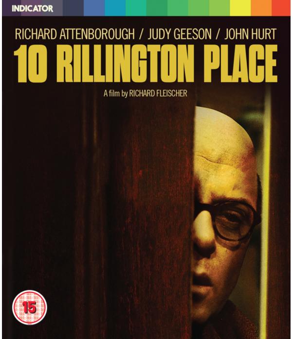 10 Rillington Place Blu-Ray