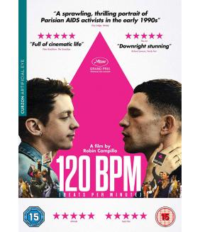 120 Beats Per Minute DVD