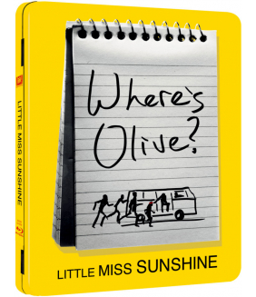 Little Miss Sunshine Steelbook Blu-Ray