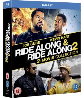 Ride Along / Ride Along 2 Blu-Ray