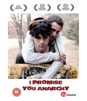 I Promise You Anarchy DVD