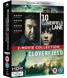 10 Cloverfield Lane / Cloverfield 4K Ultra HD