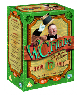 WC Fields - The Movie Collection (17 Fims) DVD