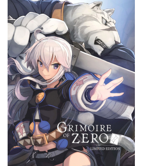Grimoire Of Zero Collector's Edition DVD + Blu-Ray
