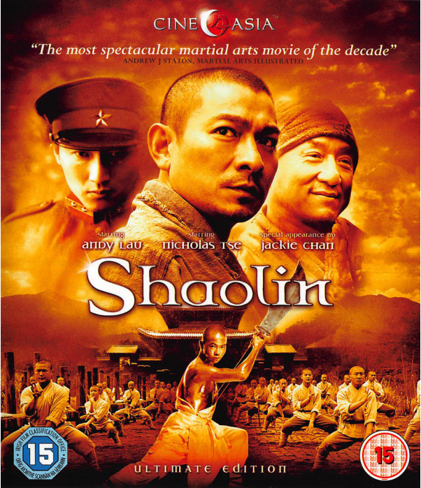 Shaolin - Ultimate Edition Blu-Ray