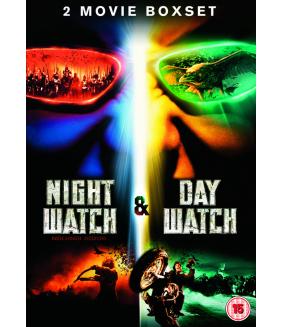Night Watch / Day Watch - Directors Cuts DVD