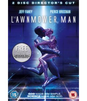 Stephen King - The Lawnmower Man / Lawnmower Man 2 - Beyond Cyberspace DVD