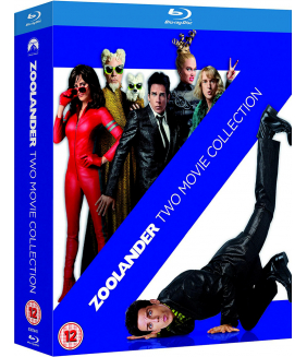 Zoolander / Zoolander 2 Blu-Ray
