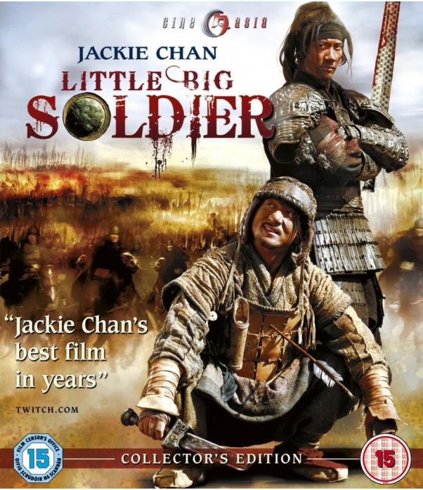Little Big Soldier - Collectors Edition Blu-Ray