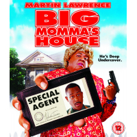 Big Mommas House Blu-Ray