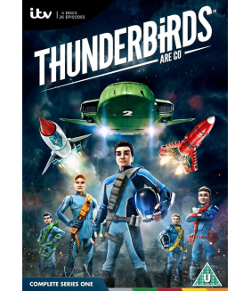 Thunderbirds Are Go Series 1 DVD
