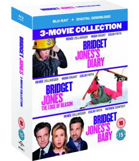 Bridget Jones - Bridget Jones's Diary / Bridget Jones - The Edge Of Reason / Bridget Joness Baby Blu-Ray