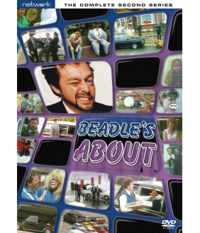 Beadles About Series 2 DVD