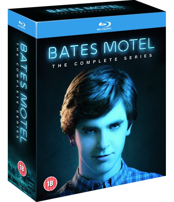 Bates Motel Seasons 1 to 5 Blu-Ray