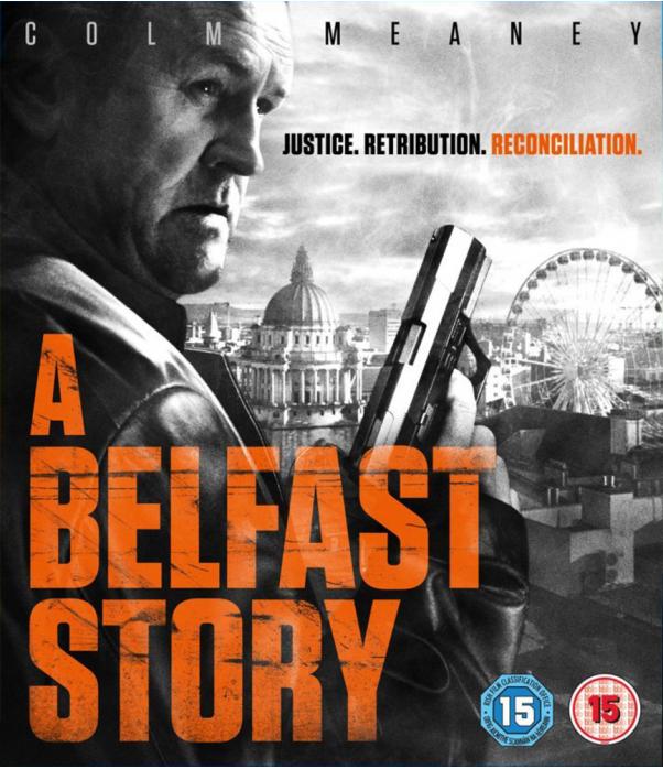 A Belfast Story Blu-Ray
