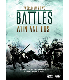 Battles Won and Lost - Complete Series DVD