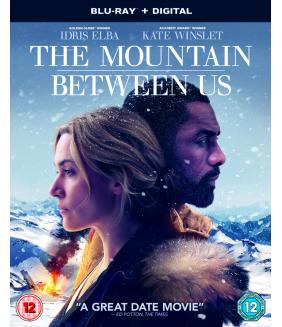 The Mountain Between Us Blu-Ray