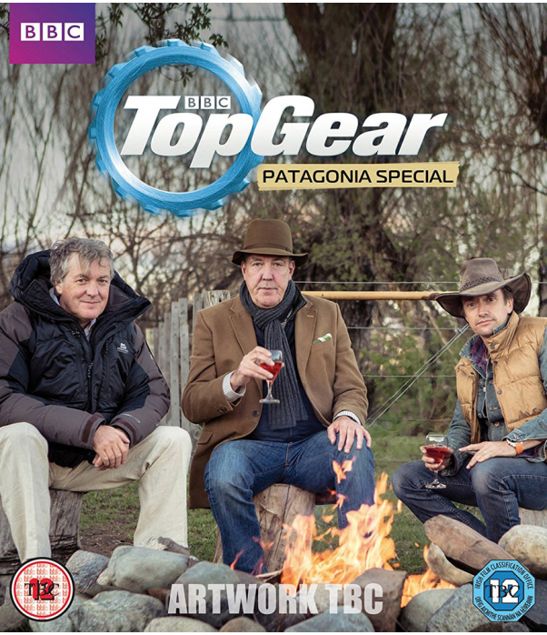 Top Gear - The Patagonia Special Blu-Ray