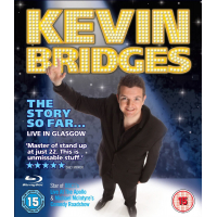 Kevin Bridges - The Story So Far - Live In Glasgow Blu-Ray