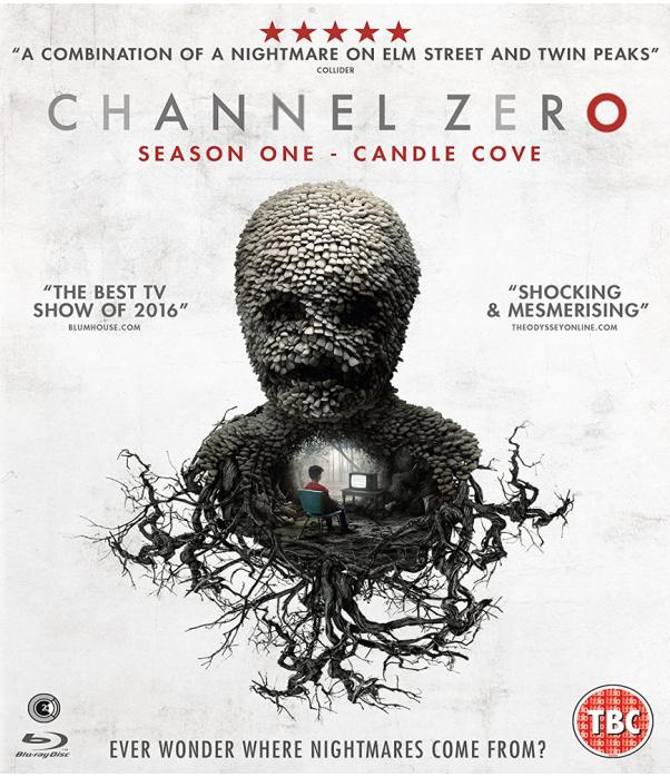 Channel Zero - Candle Cove Season 1 Blu-Ray