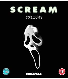 Scream Trilogy - Scream / Scream 2 / Scream 3 Blu-Ray