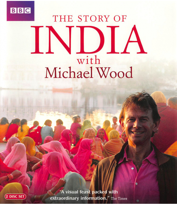 The Story Of India - With Michael Wood Blu-Ray