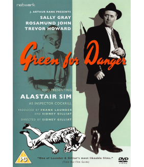 Green For Danger DVD