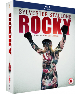 Rocky - Heavyweight Collection (6 Films) Blu-Ray