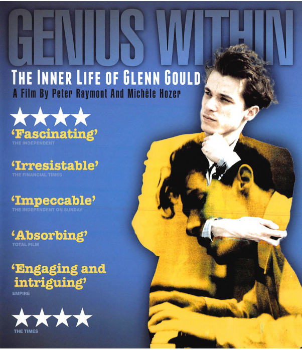 Genius Within - The Inner Life Of Glenn Gould Blu-Ray