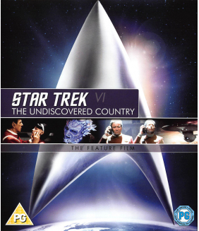 Star Trek - The Undiscovered Country Blu-Ray