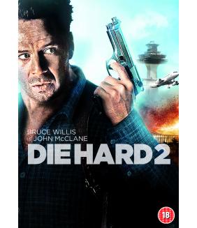 Die Hard 2 - Die Harder DVD