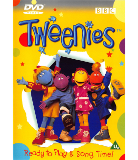 Tweenies - Ready To Play & Song Time! DVD