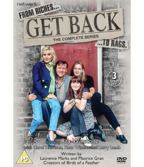 Get Back - The Complete Series DVD