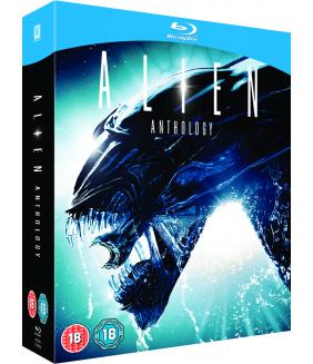 Alien Anthology - Alien / Aliens / Alien 3 / Alien Resurrection Blu-Ray
