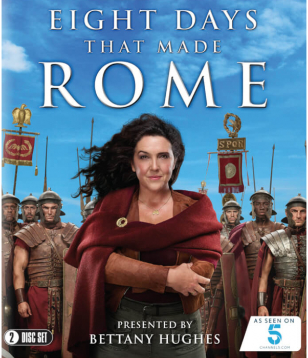 Eight Days That Made Rome Blu-Ray
