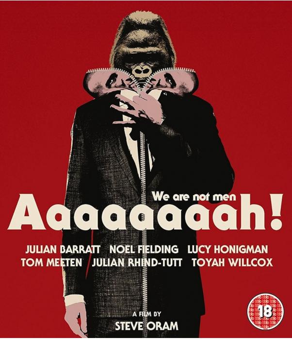 Aaaaaaaah Blu-Ray
