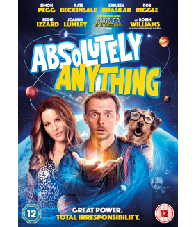Absolutely Anything DVD
