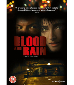 Blood And Rain DVD