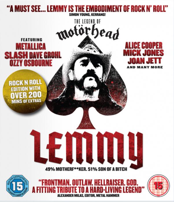 Lemmy Blu-Ray