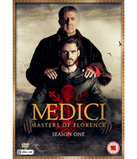 Medici - Masters of Florence Season 1 DVD