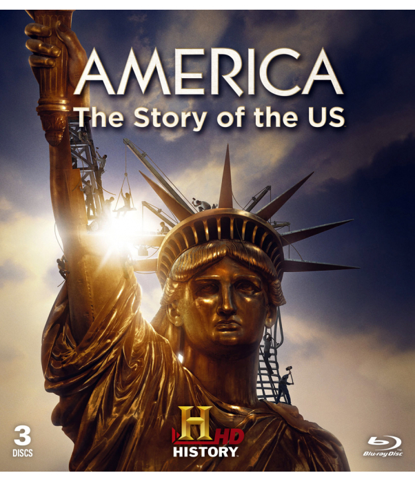 America - The Story Of The US Blu-Ray